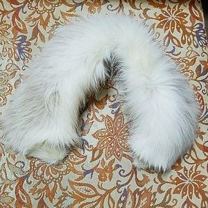 Genuine Fox Fur Collar